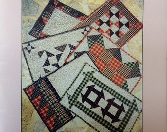 Whitesferry Placemats pattern