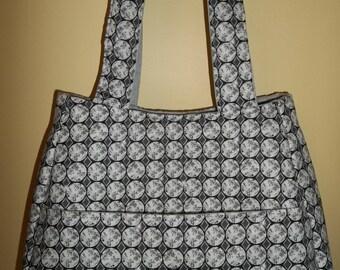 "Handmade ""Ethel"" Roomy, Sturdy Handbag"