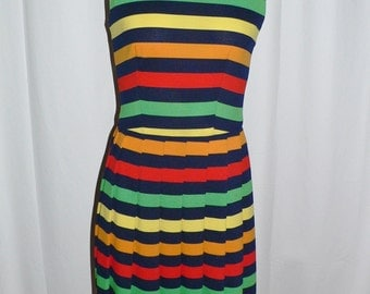 1960's Knit Dress and Jacket ,  Peck and Peck Fifth Avenue  NY