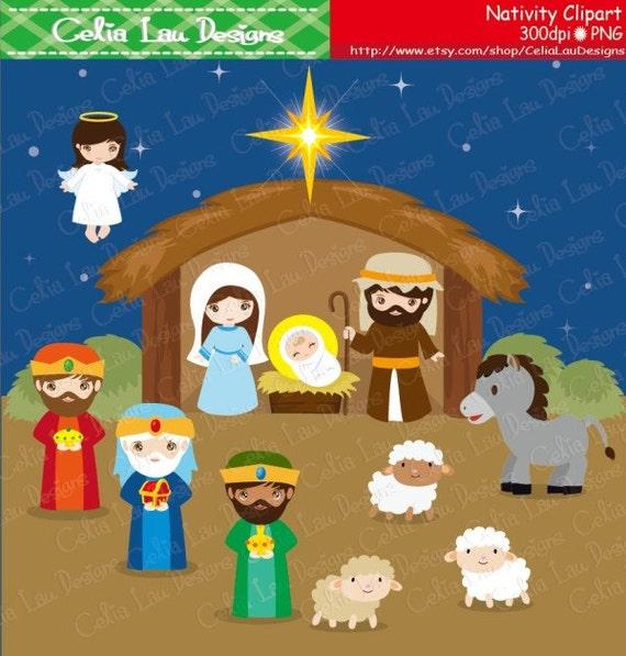 clipart nacimiento jesus - photo #31