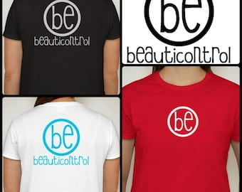 Be BeautiControl inspired Spa t-shirt S-5XL