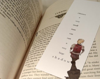 Tyrion's Shadow Bookmark