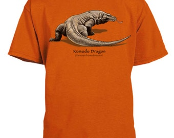 Komodo Dragon youth t-shirt
