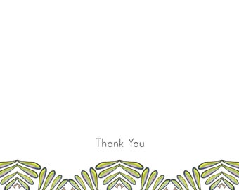 thank you card (a2) set of 10