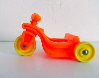 Fisher Price Little Riders Orange Tricycle