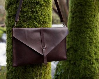 Leather Portfolio - portfolio skin