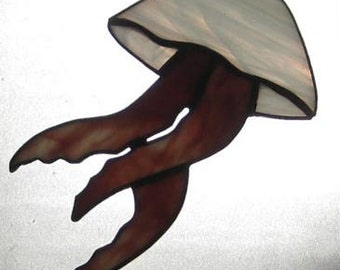 Jellyfish suncatcher
