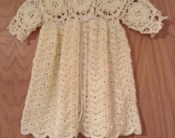 Special occasion dress for baby girl aged 3-9 months