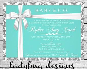 Baby & Co Invite