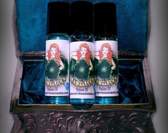 Lady Luck Fragrance Oil Roller Vegan Perfume Oil