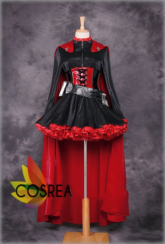 Ruby Rose Rwby Dress Rwby Ruby Rose Limited Edition