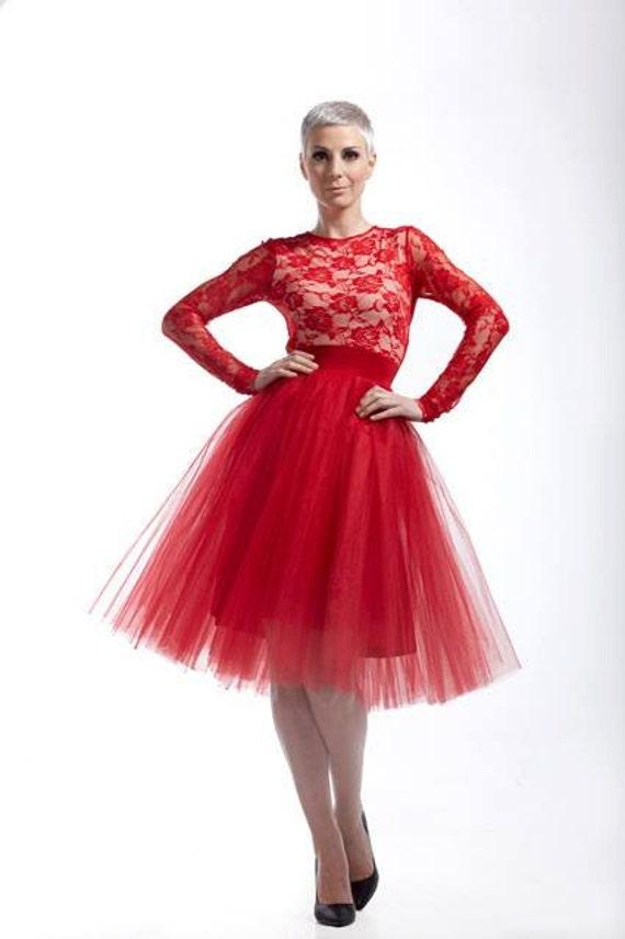 Innovative Dress Classic 50s Style Vintage Retro Lace Bow Classy Tan Black Tule