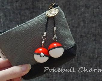 Pokeball Charms Handmade