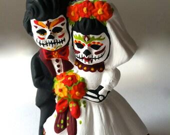 """Shop """"dia de los muertos couple"""" in Paper & Party Supplies"""