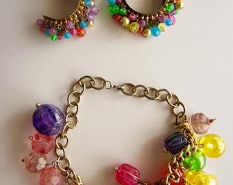 Fiesta Vintage Jewelry Set