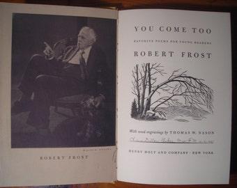 robert frost journey