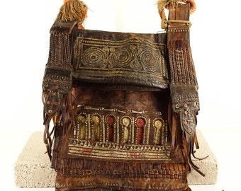 Old bag Tuareg