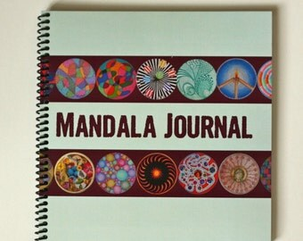 Square Mandala Journal