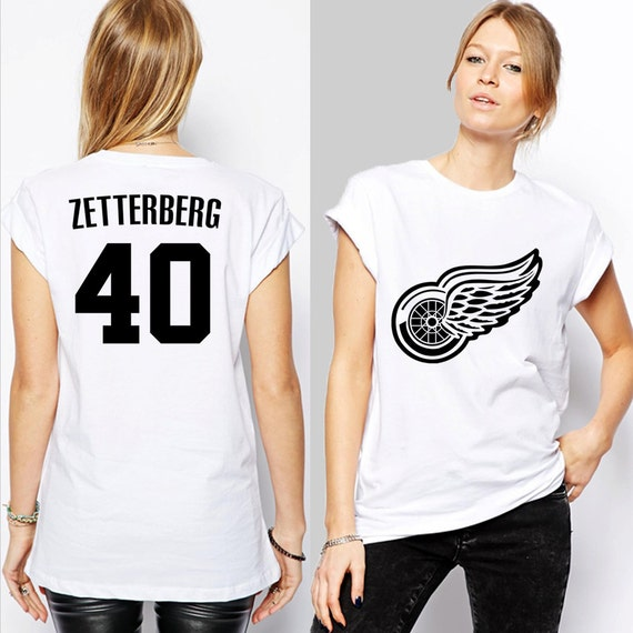 Detroit Red Wings shirt Detroit Red Wings by KarenBoucherShop
