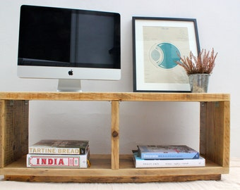 CHARLEY | Reclaimed Wood TV Stand - Handmade & Bespoke