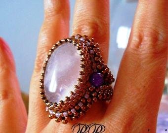 Leonarda ring pattern