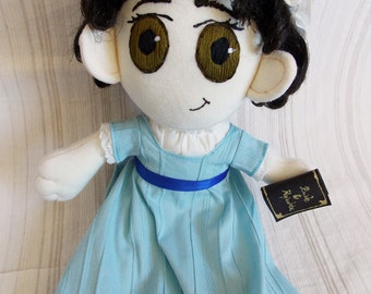 Jane Austen Doll Plushie Toy