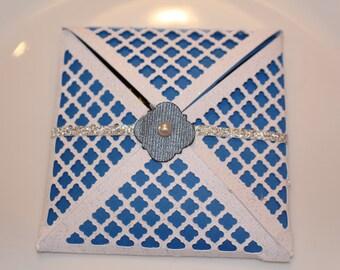Decorative Favor Wrapper