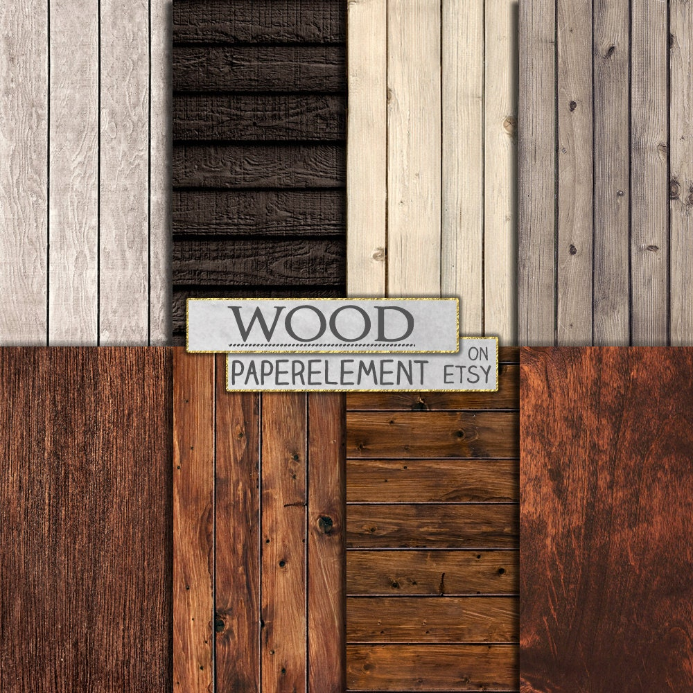 Scrapbook paper wood grain - Rustic Wood Digital Paper Wood Backdrop Printable Wood Digital Background Wood Scrapbook Paper 12x12 Wood Background Instant Download