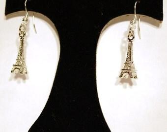 Earrings Eiffel Tower ER08