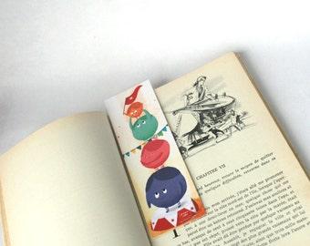 Circus - illustrated bookmark
