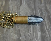 Orthoceras Fossil Bullet Necklace