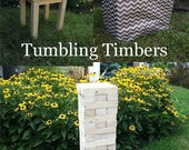 Tumbling Timbers Bundle Handmade PERFECT for your next party, camping trip or any event