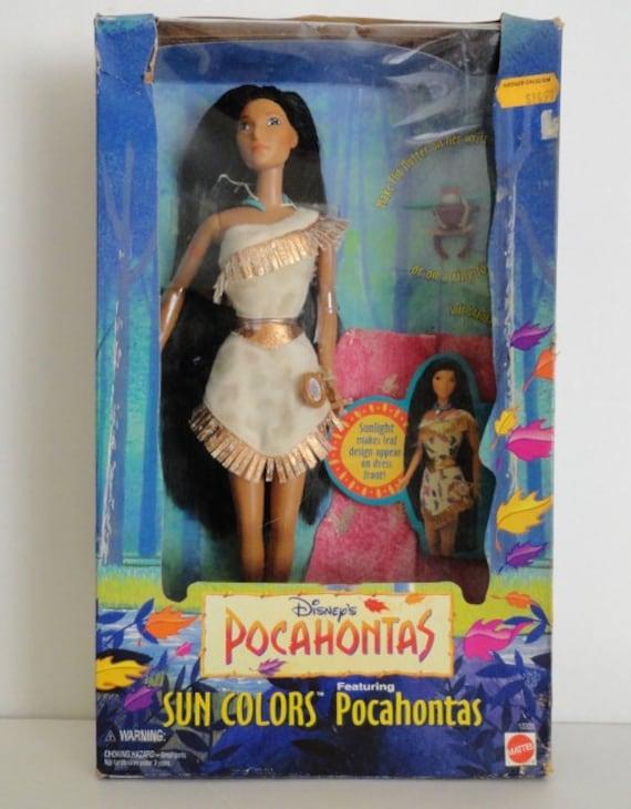 Vintage disney barbie dolls