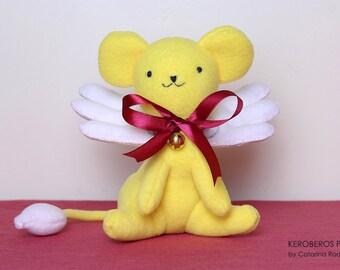 Keroberos Plush from Cardcaptor Sakura