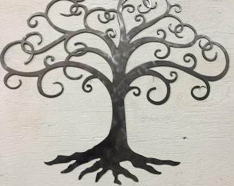 Metal New Life Tree, Tree Of Life