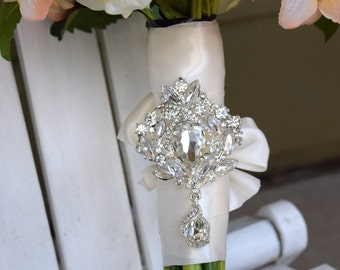 Rhinestone Bouquet Wrap- Complete Kit - W008
