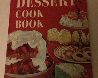 Better Homes & Gardens DESSERT COOK BOOK