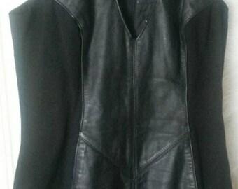 Vintage Wilson's Leather Dress