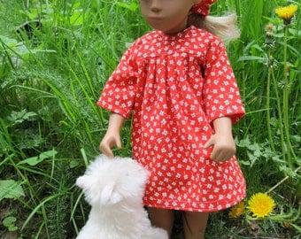 Sasha dress handmade dolls. Dress for Sasha doll handmade