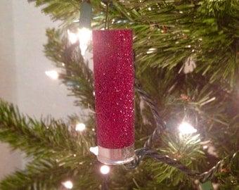 12 Shotgun Shell Ornaments