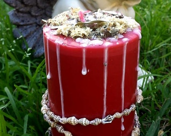 Fresh Start/ No More Wishing / Make It Happen/ Abundance /Many Blessings Candle