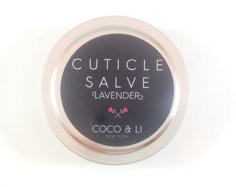 Lavender Natural Cuticle Salve