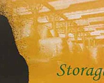 Storage (2014): original screenprint
