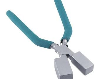 Jumbo Square Mandrel Pliers Wubbers Wire Bending Work Jewelry Making Tool PLR-1390