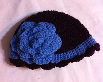 Child Flower Hat