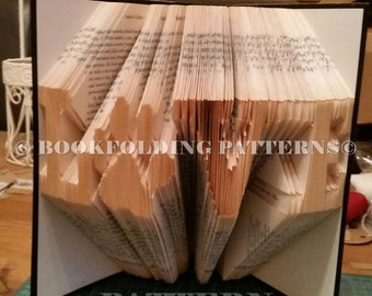 love with paws   book folding patterns