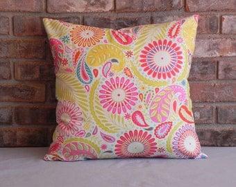 Pillow Cover - Kumari Gardens
