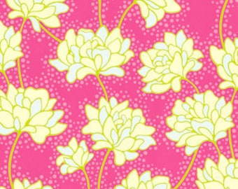 1 YARD Heather Bailey Pop Garden PINK HB07-ROSE