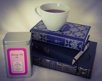 Zelda Fitzgerald Tea