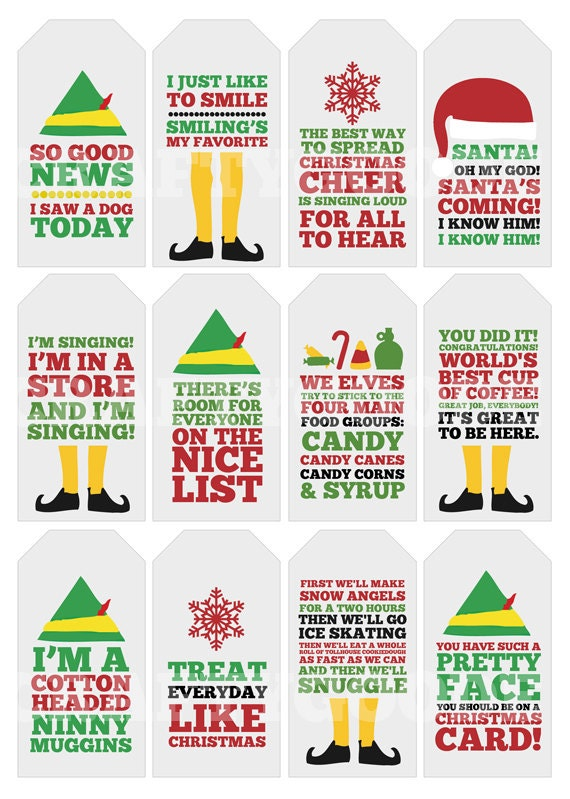 Elf Images Free - Cliparts.co  |Christmas Elf Tag